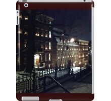 Brethren's House - Central Bethlehem Historic District iPad Case/Skin