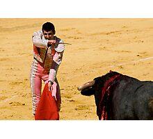 The Matador Photographic Print