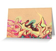 sketchbook new 1  Greeting Card