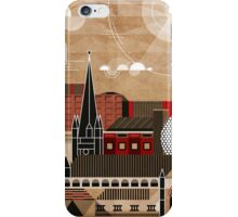 Brum Cityscape iPhone Case/Skin