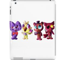 Five (Adorable) Nights at Freddy's iPad Case/Skin