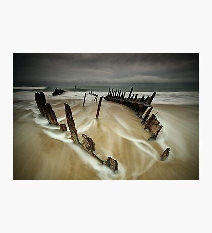 Stormy Dickie Photographic Print