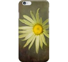Stand Alone - Textured Daisy iPhone Case/Skin