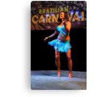 BRAZILIAN BEAUTY! Canvas Print