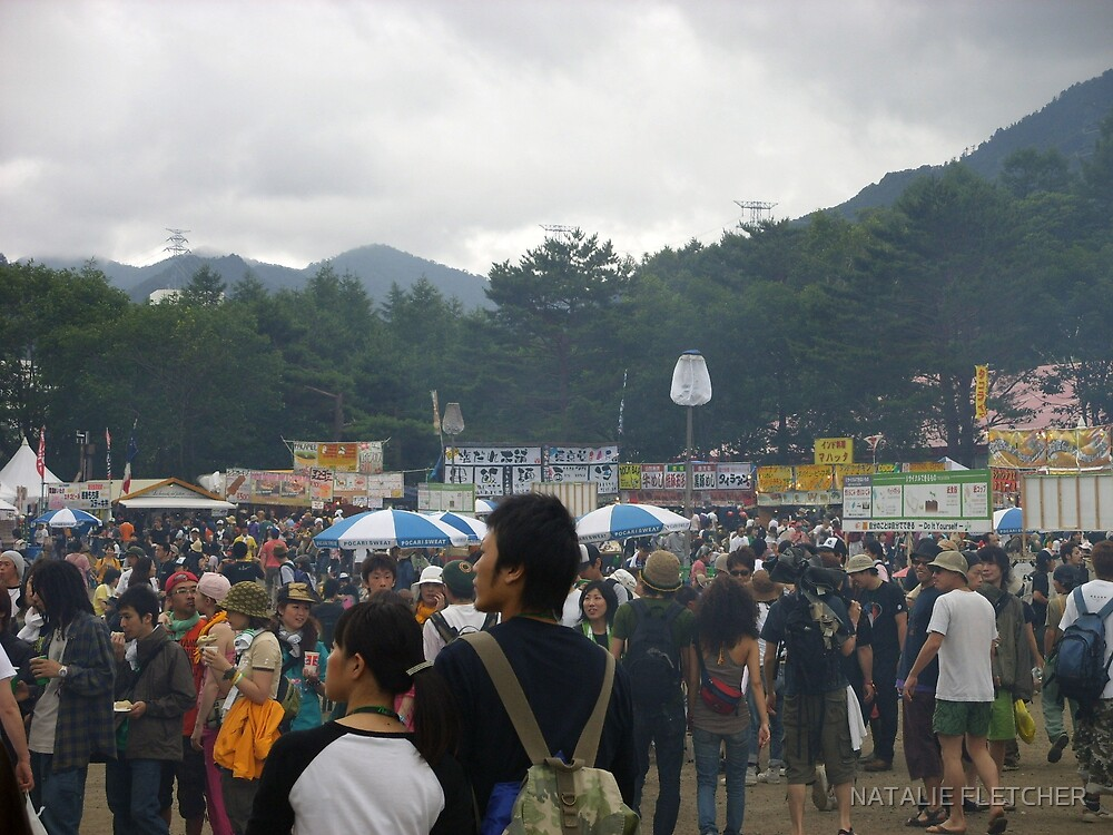 Japanesse Music Festival by NATALIE FLETCHER