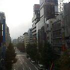 Tokyo Street by NATALIE FLETCHER