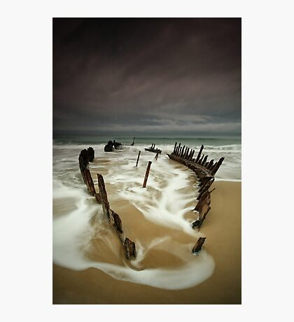 Vertical Dicky Photographic Print