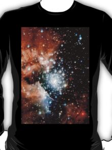 Red Galaxy T-Shirt