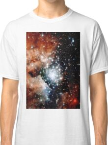 Red Galaxy Classic T-Shirt