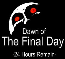 Dawn of The Final Day by pachanmask