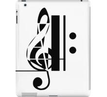 The Sight of Music (4) iPad Case/Skin