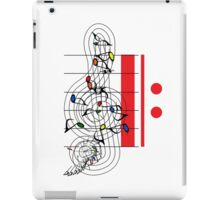 The Sight of Music (5) iPad Case/Skin