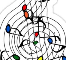 The Sight of Music (3) Sticker