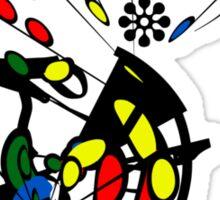 The Sight of Music (2) Sticker