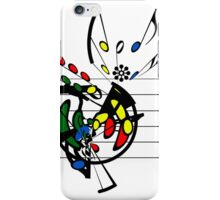 The Sight of Music (2) iPhone Case/Skin