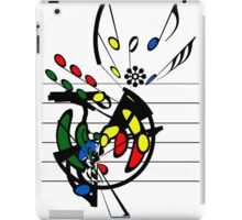 The Sight of Music (2) iPad Case/Skin