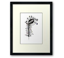 The Sight of Music (10) Framed Print