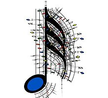 The Sight of Music (8) by catherine bosman