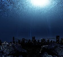 Underwater city by AnnArtshock