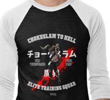 Chokeslame Elite Training Squad Men's Baseball ¾ T-Shirt