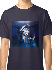 Woman under water 2 Classic T-Shirt