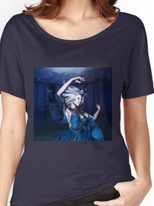 Woman under water 2 Women's Relaxed Fit T-Shirt