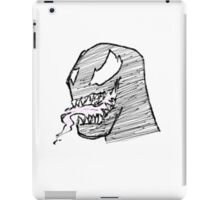 Doodle - Venom Tongue iPad Case/Skin