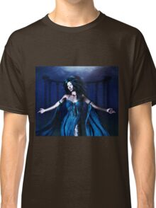 Woman under water 3 Classic T-Shirt