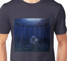 Woman under water 4 Unisex T-Shirt