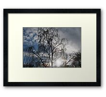 Day 17 Framed Print