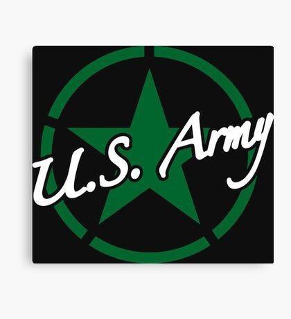 U.S. Army Canvas Print
