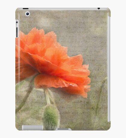100 Years - In memory of fallen soldiers WW1 iPad Case/Skin