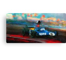 THE FRENCH ELF Canvas Print