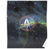 Star Fleet Command - Star Trek Poster