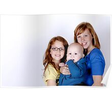 Zoe, Meg and Ty Poster