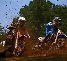 Budds Creek Pro MX National Series - Jake Moss & Justin Brayton by Terri Waughtel