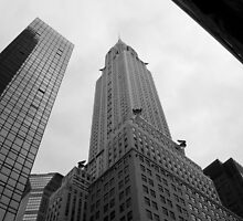 Chrysler Building by emmaswann