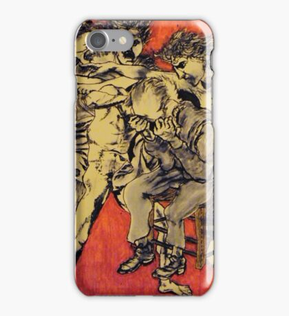 Ravages  for  the  accused iPhone Case/Skin