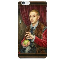 Grand Budapest Hotel Boy with Apple iPhone Case/Skin