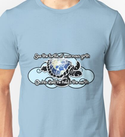 Turtle Beam Rhyme 2 Unisex T-Shirt