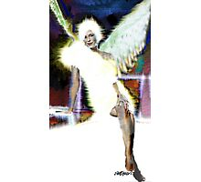 Angel: Homage to Shanina Conway Photographic Print