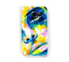 TILT Original Ink & Acrylic Painting Samsung Galaxy Case/Skin