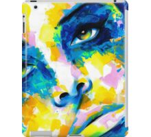 TILT Original Ink & Acrylic Painting iPad Case/Skin
