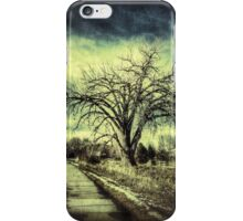 Winter Silhouette iPhone Case/Skin