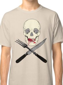 Deadly diet... Classic T-Shirt