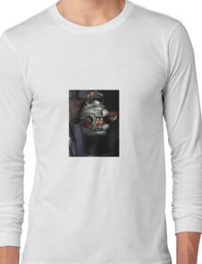 Lost in Space Robot Long Sleeve T-Shirt