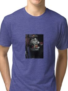 Lost in Space Robot Tri-blend T-Shirt