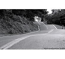 #429   West Virginia Country Road Photographic Print