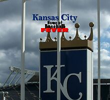 Kansas City Home of Baseball Fever by don thomas