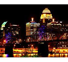Bridge to Louisville Photographic Print